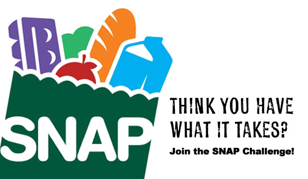 Take the SNAP Challenge: Can You Eat for Five Days on $22?