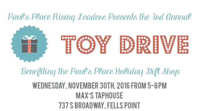Rising Leaders' Toy Drive