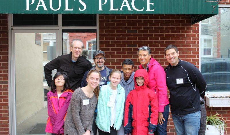 Volunteer Perspective: Reflection on MLK Day from Calvert School 8th Grader