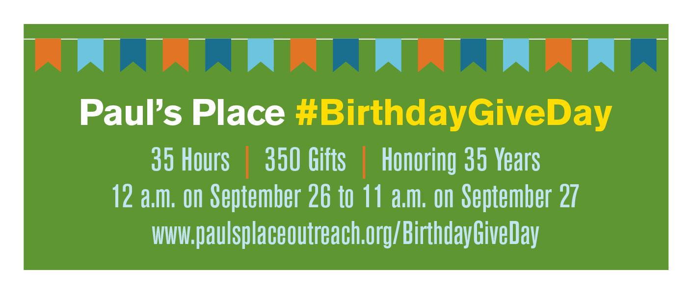 7a0056b823a Fundraise - Paul's Place Inc.Paul's Place Inc.